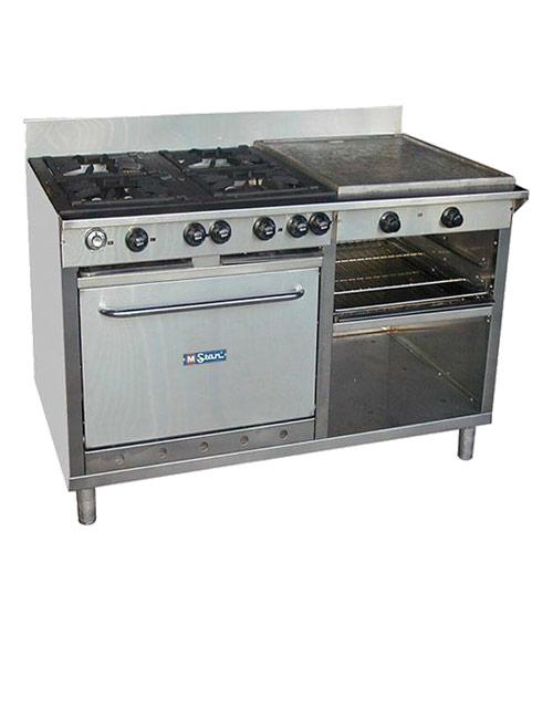 Vitrinas colven cocina industrial con plancha - Cocinas con plancha incorporada ...